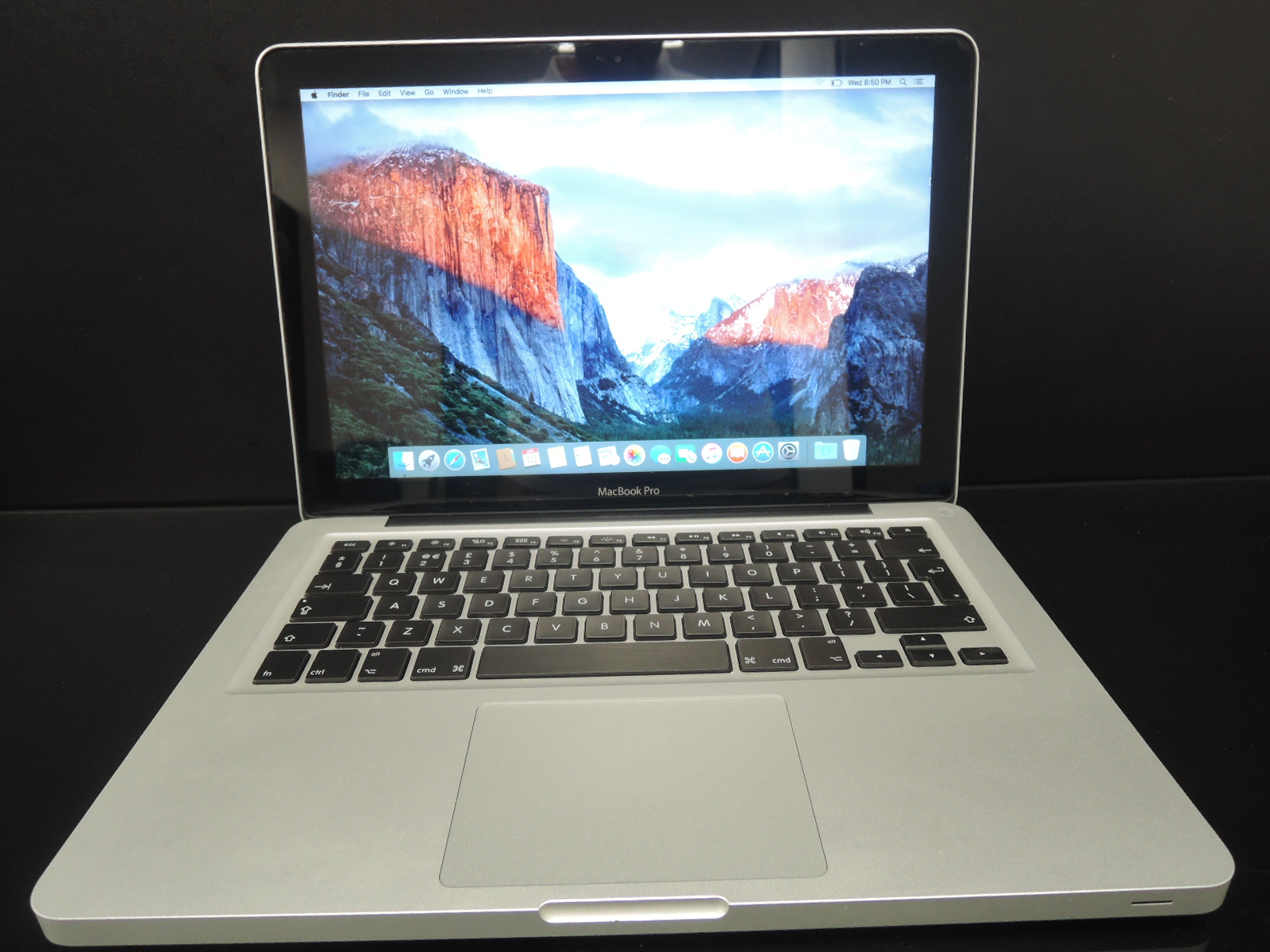 "MacBook PRO 13.3""/i5 2.4 GHz/6GB RAM/320GB HDD"