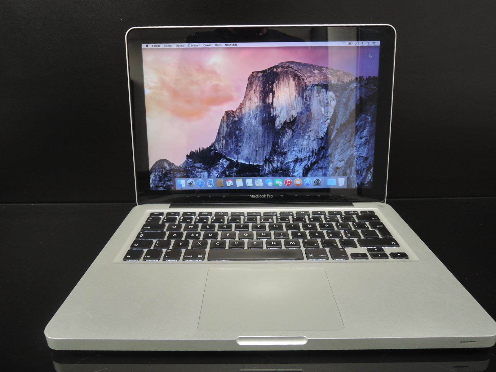 "MacBook PRO 13.3""/i5 2.3 GHz/8GB RAM/1TB HDD"