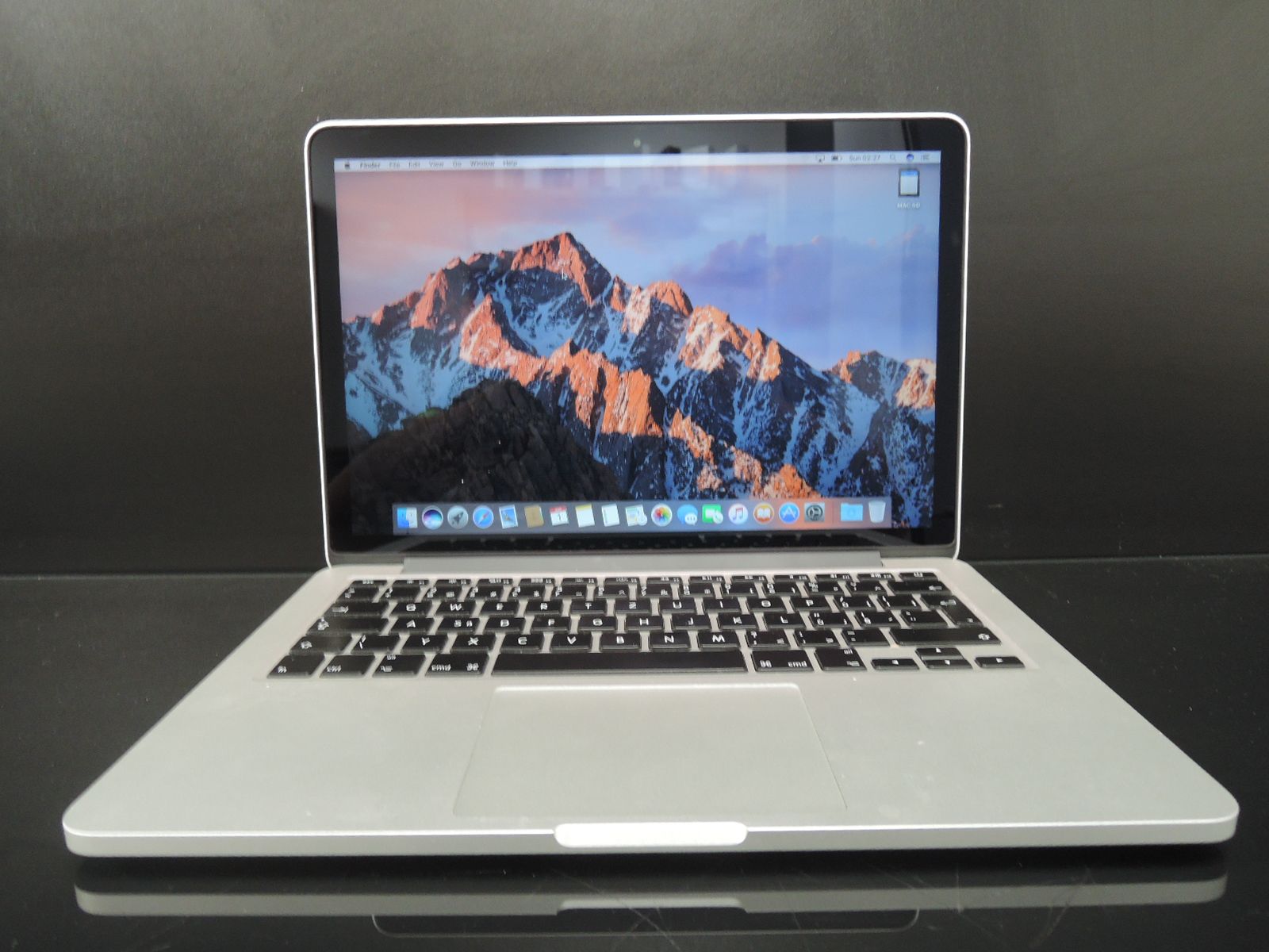 "MacBook PRO RETINA 13.3""/i5 2.6GHz/8GB RAM/128GB SSD + 128GB"