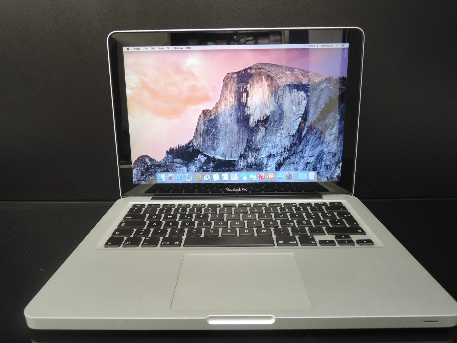 "MacBook PRO 13.3"" CTO/i7 2.8 GHz/4GB RAM/750GB HDD"
