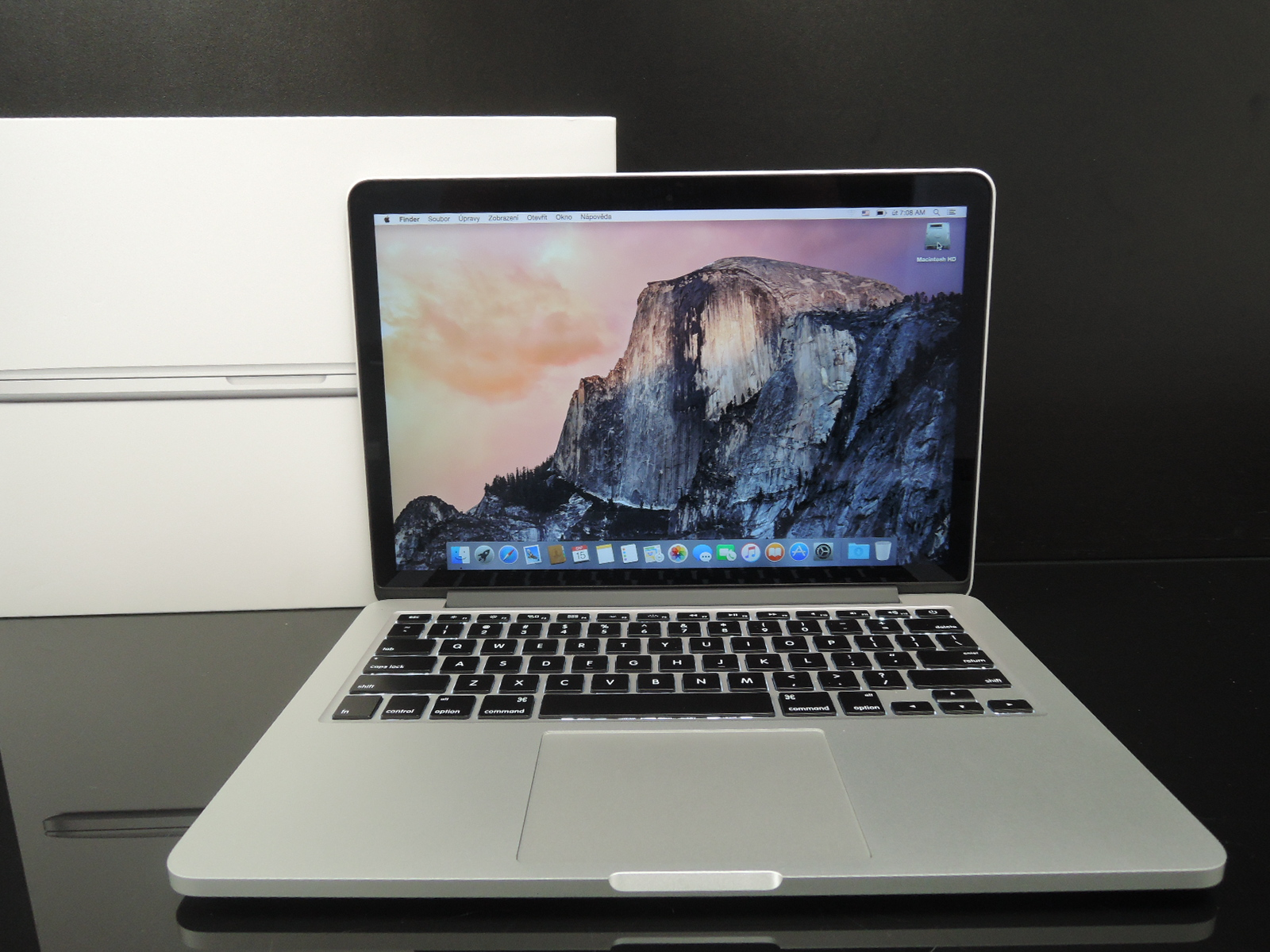"MacBook PRO RETINA CTO 13.3""/i7 3.1 GHz/16GB RAM/1TB SSD"