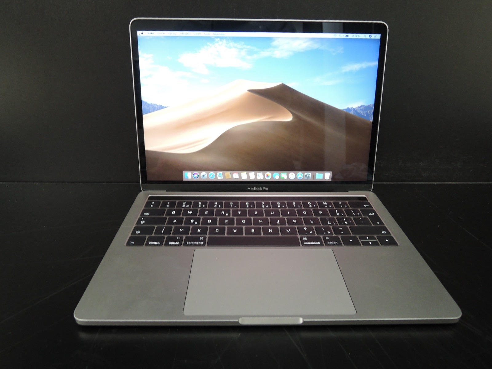 "MacBook PRO RETINA 13.3"" 2016/i5 2.9 GHz/8GB RAM/512GB SSD"