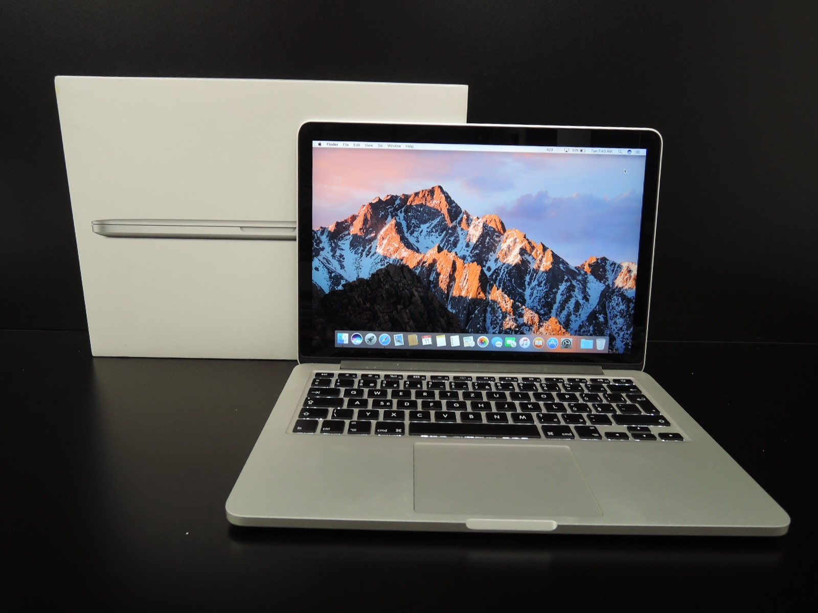 "MacBook PRO RETINA CTO 13.3""/i5 2.9 GHz/8GB RAM/256GB SSD"