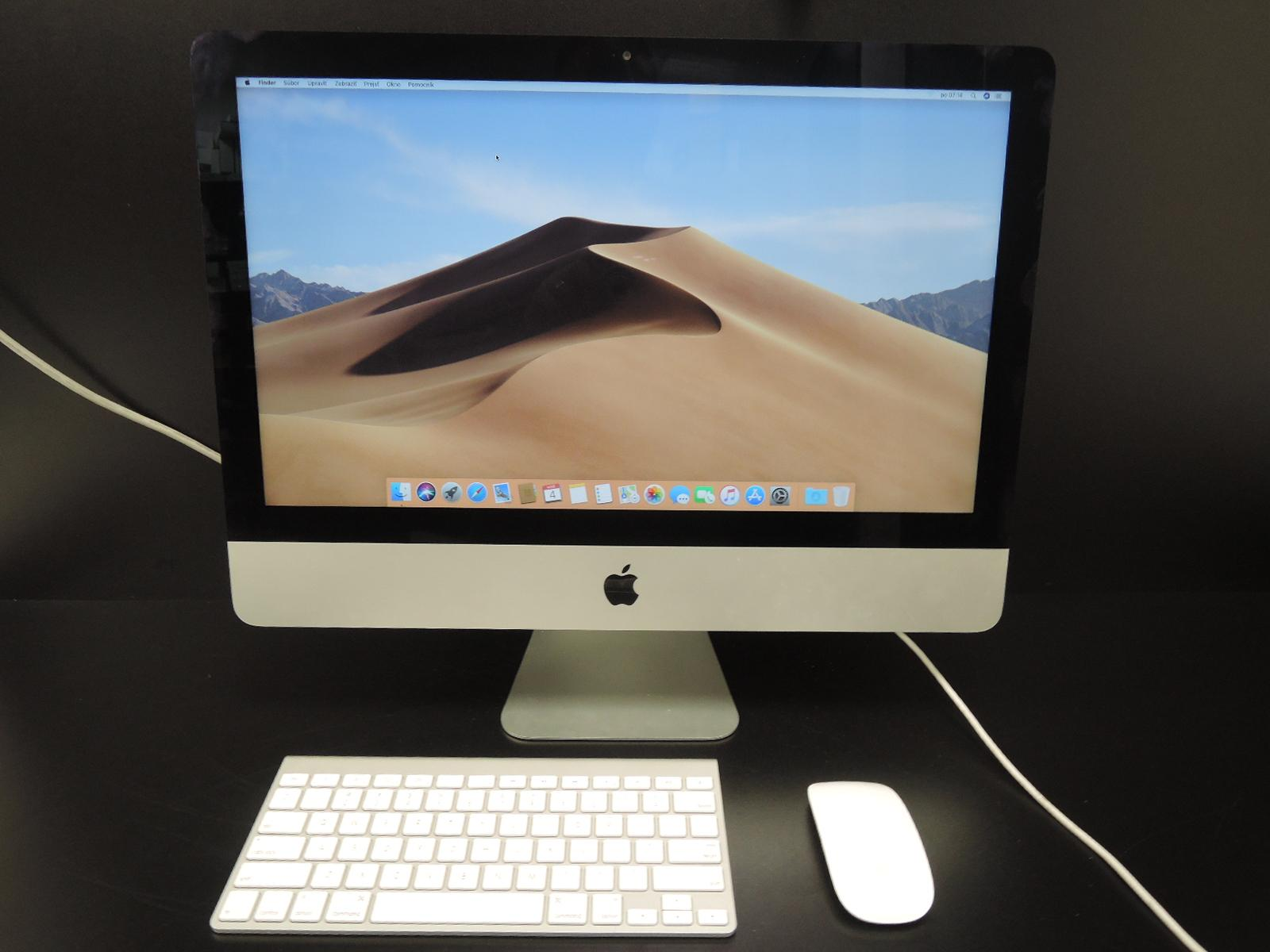 "iMAC 21.5"" i5 2.7GHz SLIM/8GB RAM/1TB HDD"
