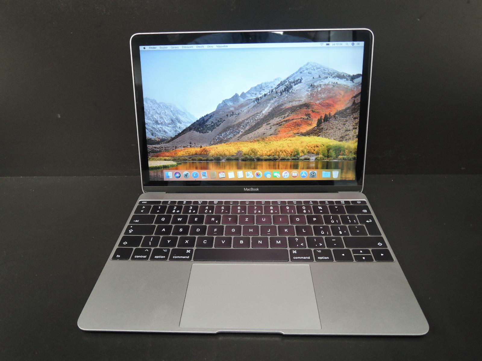 "MacBook RETINA 12""Space Gray CTO/i7 1.4 GHz/16GB RAM/512GB SSD"