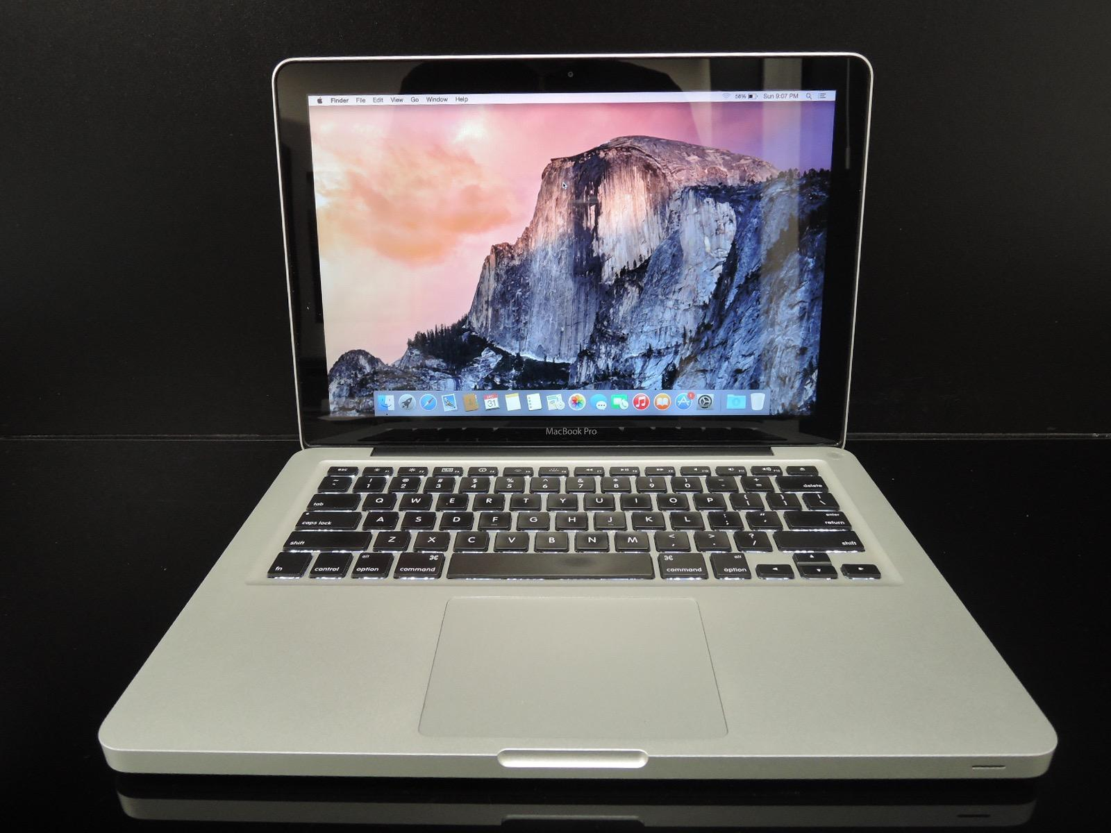 "MacBook PRO 13.3""/i5 2.3 GHz/4GB RAM/320GB HDD"