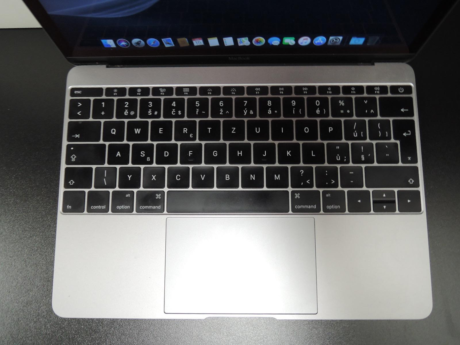 "MacBook RETINA 12""/1.1 GHz/8GB RAM/256GB SSD"