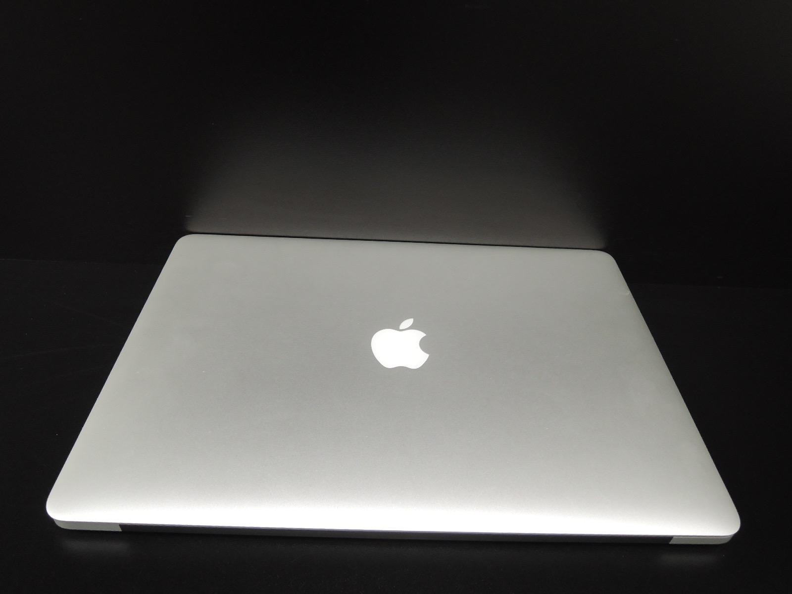 "MacBook PRO RETINA 15.4"" /i7 2.8 GHz/16GB RAM/512GB SSD"