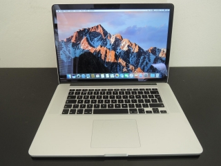 "MacBook PRO RETINA 15.4"" /i7 2.4 GHz/8GB RAM/512GB SSD"