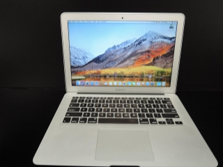 "MacBook AIR 13.3""/i7 2.0GHz/8GB RAM/256GB SSD"