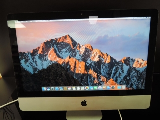 "iMAC 21.5"" i5 1.6GHz SLIM/8GB RAM/1TB HDD"