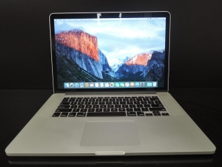 "MacBook PRO RETINA 15.4"" /i7 2.5 GHz/16GB RAM/1TB SSD"