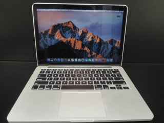 "MacBook PRO RETINA CTO 13.3""/i7 3.1 GHz/8GB RAM/128GB SSD"