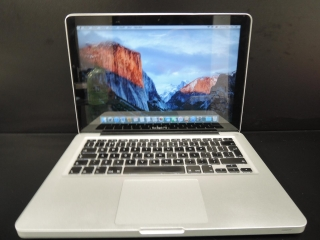 "MacBook PRO 13.3""/i5 2.4 GHz/8GB RAM/750GB HDD"
