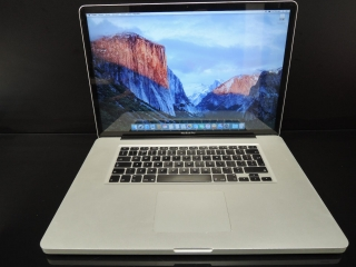 "MacBook PRO 17""/C2D 2.8 GHz/4GB RAM/500GB HDD"