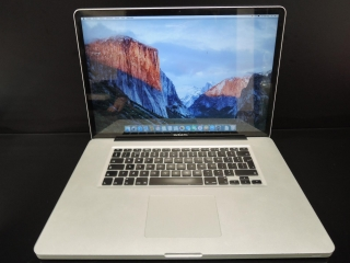 "MacBook PRO 17"" /i5 2.53 GHz/4GB RAM/320GB HDD"