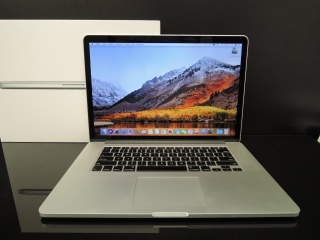 "MacBook PRO RETINA 15.4"" CTO/i7 2.6 GHz/16GB RAM/750GB SSD"