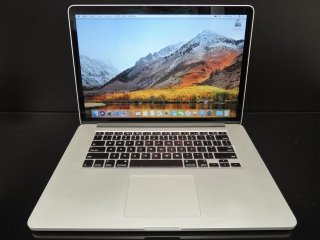"MacBook PRO RETINA 15.4"" CTO/i7 2.6 GHz/16GB RAM/256GB SSD"