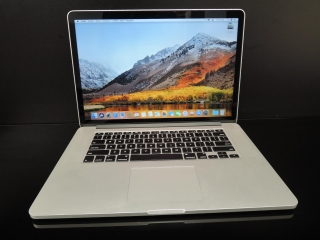 "MacBook PRO RETINA 15.4"" CTO/i7 2.8GHz/16GB RAM/512GB SSD"