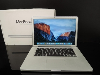 "MacBook PRO 15.4"" CTO/C2D 2.8 GHz/4GB RAM/500GB HDD"