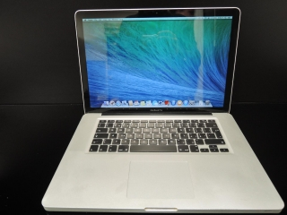"MacBook PRO 15.4"" /i7 2 GHz/8GB RAM/500GB HDD"