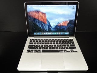 "MacBook PRO RETINA CTO 13.3""/i7 2.8GHz/8GB RAM/128GB SSD"