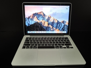 "MacBook PRO RETINA 13.3""/i5 2.6GHz/16GB RAM/512GB SSD"