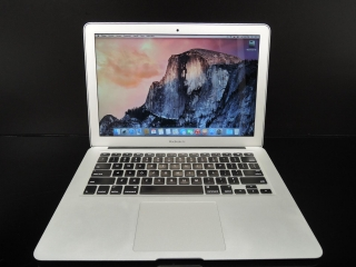 "MacBook AIR 13.3"" CTO/i7 1.7GHz/8GB RAM/256GB SSD"