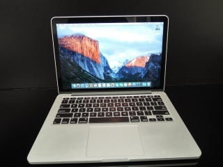 "MacBook PRO RETINA 13.3""/i5 2.6GHz/16GB RAM/128GB SSD"