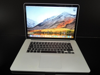 "MacBook PRO RETINA 15.4"" /i7 2.5 GHz/16GB RAM/512GB SSD"