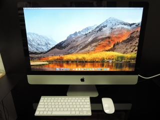 "APPLE iMAC 27""/i5 2.7GHz/12GB RAM/1TB HDD"