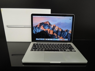 "MacBook PRO RETINA 13.3""/i7 2.9 GHz/8GB RAM/256GB SSD"