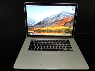 "MacBook PRO RETINA 15.4"" CTO/i7 2.8 GHz/16GB RAM/1TB SSD"