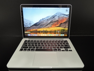 "MacBook PRO RETINA CTO 13.3""/i5 2.8 GHz/16GB RAM/512GB SSD"