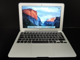"MacBook AIR 11.6"" CTO/i7 1.8GHz/4GB RAM/128GB SSD"