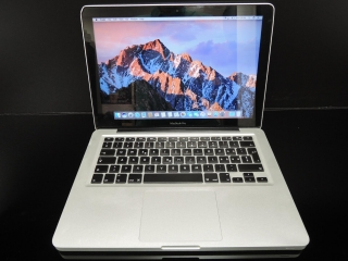 "MacBook PRO 13.3"" CTO/i7 2.9 GHz/8GB RAM/750GB HDD"