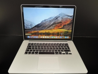 "MacBook PRO RETINA 15.4"" /i7 2.3 GHz/16GB RAM/512GB SSD"