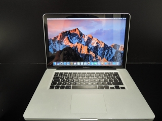"MacBook PRO 15.4"" /i5 2.4 GHz/8GB RAM/240GB SSD"
