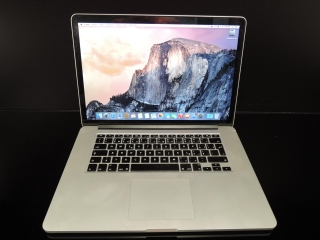 "MacBook PRO RETINA 15.4"" 2013 CTO/i7 2.6 GHz/16GB RAM/256GB SSD"