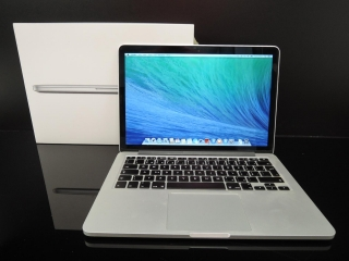 "MacBook PRO RETINA 13.3""/i5 2.4GHz/8GB RAM/256GB SSD"