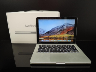 "MacBook PRO 13.3""/i5 2.5 GHz/16GB RAM/120GB SSD + 500GB HDD"