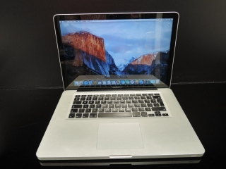 "MacBook PRO 15.4"" CTO/C2D 2.66 GHz/4GB RAM/320GB HDD"
