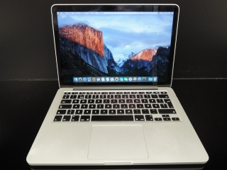 "MacBook PRO RETINA 13.3""/i5 2.5 GHz/8GB RAM/256GB SSD"