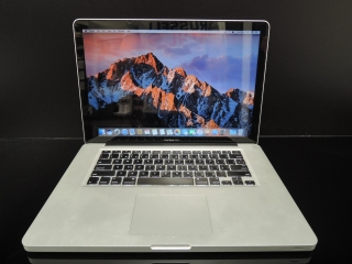 "MacBook PRO 15.4"" /i7 2.4 GHz/8GB RAM/160GB SSD"
