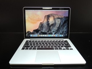 "MacBook PRO RETINA 13.3"" CTO/i5 2.8GHz/16GB RAM/256GB SSD"