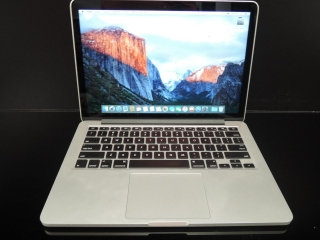 "MacBook PRO RETINA 13.3""/i5 2.7 GHz/8GB RAM/128GB SSD"