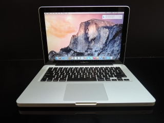 "MacBook PRO 13.3""/i7 2.7 GHz/8GB RAM/750GB HDD"