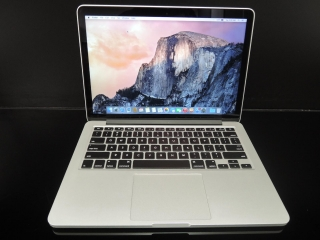 "MacBook PRO RETINA 13.3""/i5 2.8GHz/16GB RAM/512GB SSD"