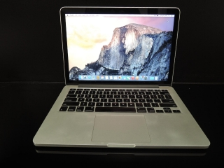 "MacBook PRO RETINA CTO 13.3""/i5 2.9 GHz/16GB RAM/128GB SSD"