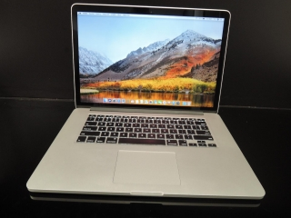 "MacBook PRO RETINA 15.4"" CTO/i7 2.8 GHz/16GB RAM/512GB SSD"